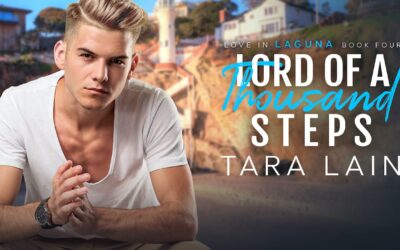 Lord of a Thousand Steps Cover Reveal!