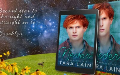 Cover Reveal and Preorder – Tara Lain's NEVER!