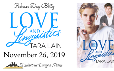 Love and Linguistics Release Day and Giveaway! !