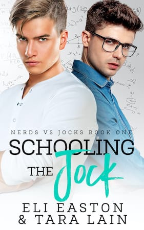 Schooling the Jock by Eli Easton and Tara Lain (small)