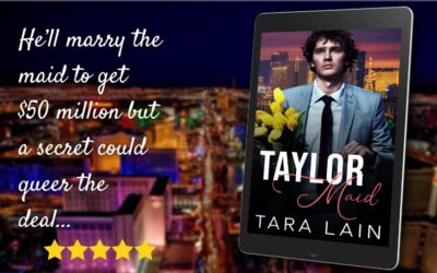 Two New Releases! Taylor Maid on KU AND new Spell Cat Audio!