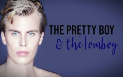 The Pretty Boy and the Tomboy Cover Reveal