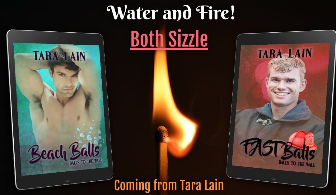 Kindle Countdown on Tara Lain's FIRE BALLS. Grab It!