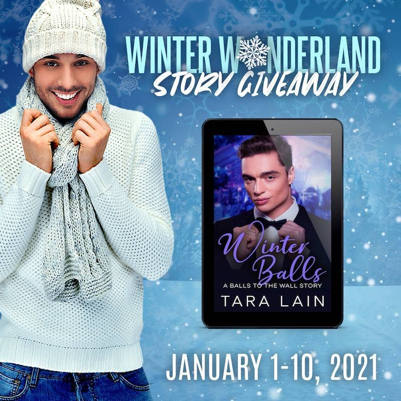 Winter Wonderland Story Giveaway