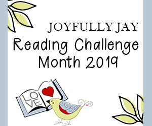 Don't miss the Joyfully Jay Reading Challenge!