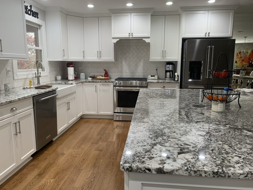 kitchen excluding pantry