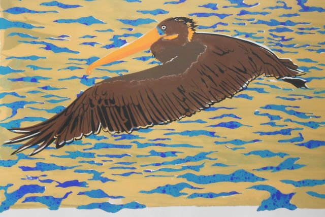 Come Fly with Me SC-14 Framed $345 & Unframed $245