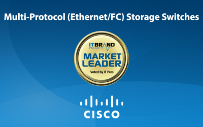2019 Networking Leaders: Multi-Protocol (Ethernet/FC) Storage Switches