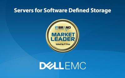 2019 Storage Leaders: Servers for Software Defined Storage