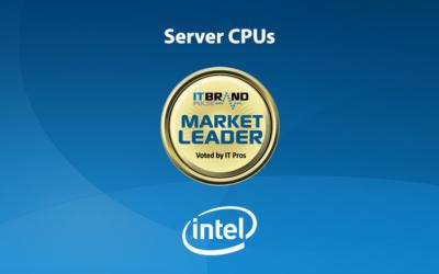 2019 Servers Leaders: Server CPUs
