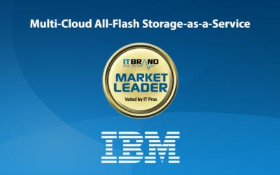 2019 Flash Leaders: Multi-Cloud All-Flash Storage-as-a-Service
