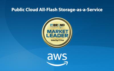 2019 Flash Leaders: Public Cloud All-Flash Storage-as-a-Service