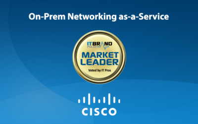 2020 Networking Leaders: On-Prem Networking as-a-Service