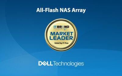 2020 Flash Leaders: All-Flash NAS Array