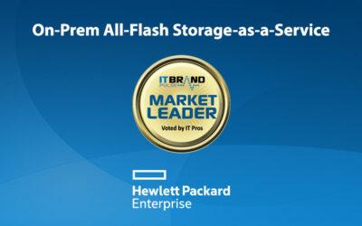 2020 Flash Leaders: On-Prem All-Flash Storage-as-a-Service