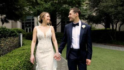 Brooke & Ryan's Wedding Highlight