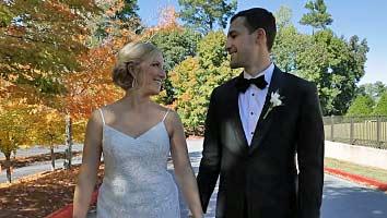 Brittany & Brett's Wedding Highlight