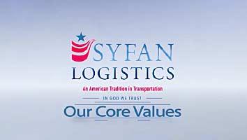 Syfan Logistics Culture