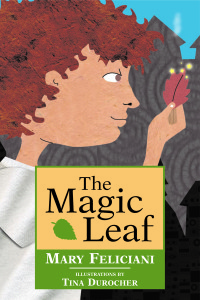 The magic leaf book