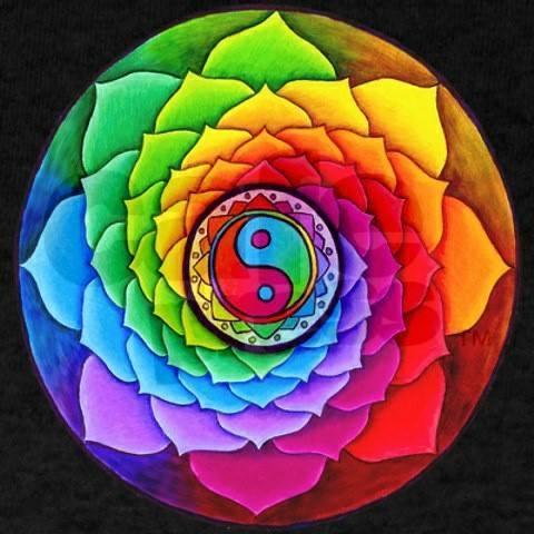 peace yin yang
