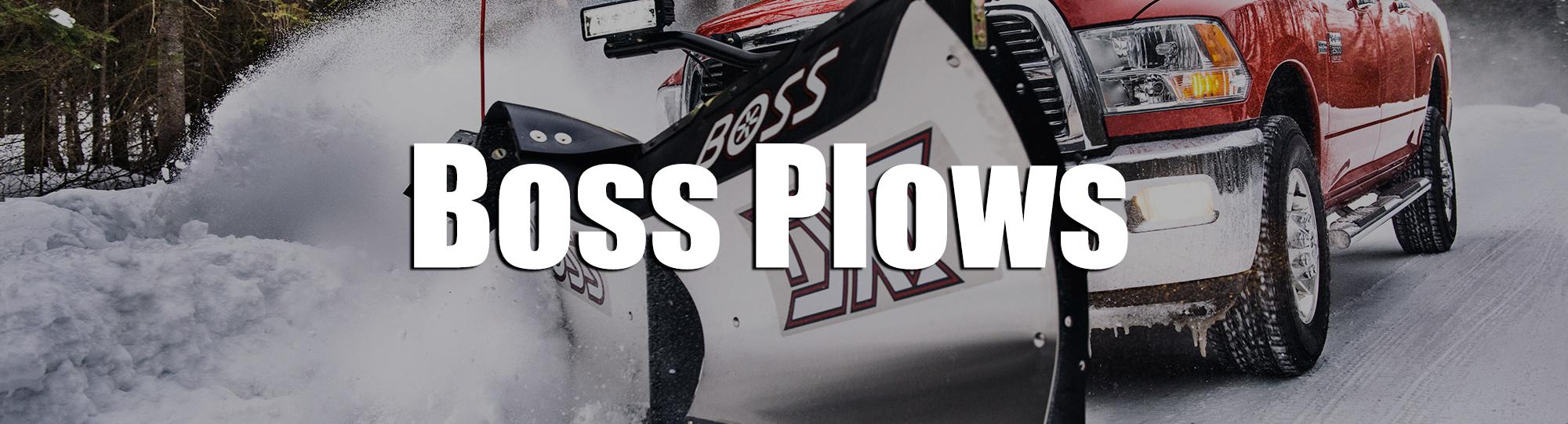 Boss Plows Banner
