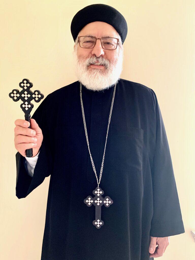 Reverend Father Apakir Ekladios