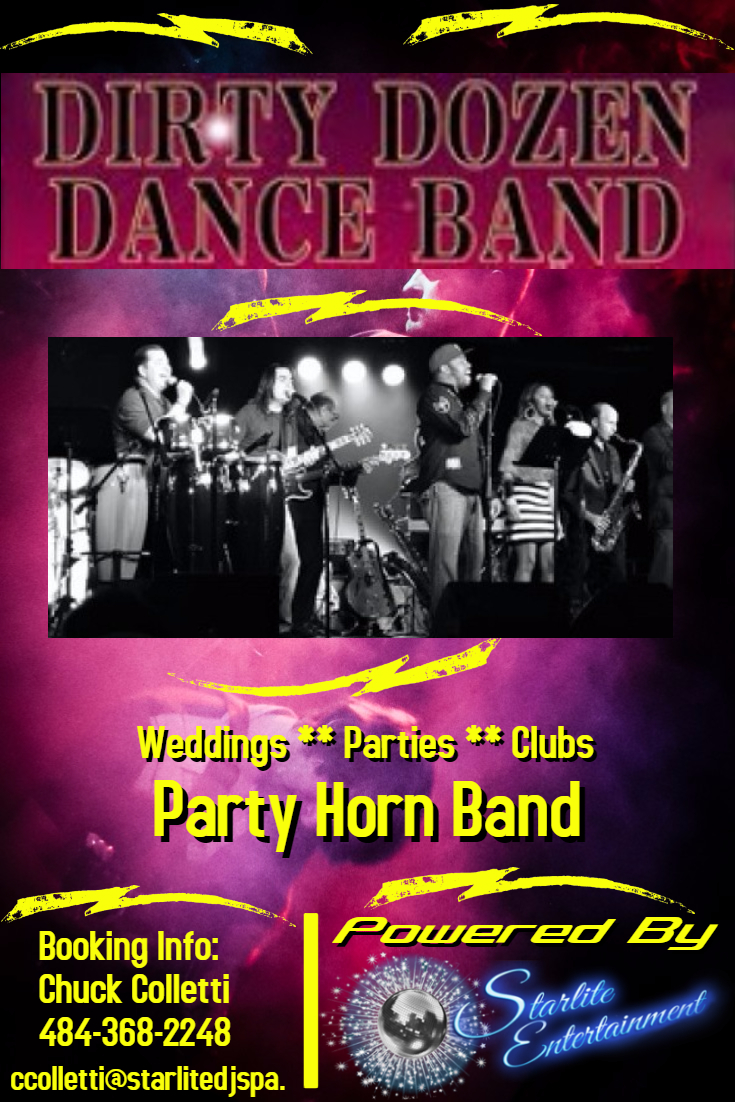 Dirty Dozen Dance Band