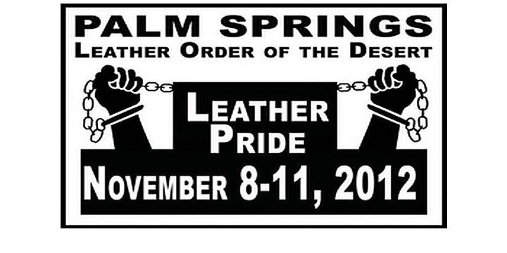 Leather Pride 2012