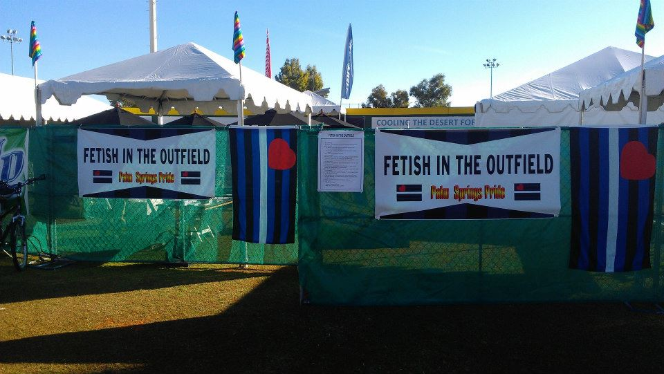 Fetish in the Outfield