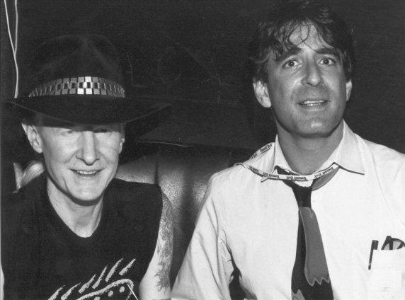 Johnny Winter & Jeffrey E. Jacobson