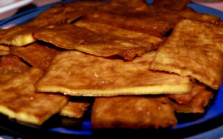 No oil Chewy 3 Ingredient Tofu Strips