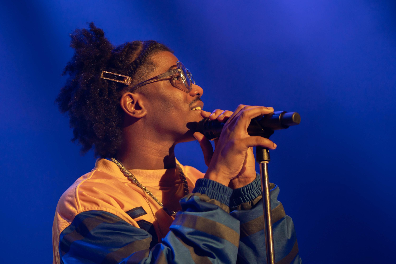 Smino. Hoopti Tour. Photo by- Kevin Baker @ImKevinBaker. Chicago, Il. ChicagoMusic.com