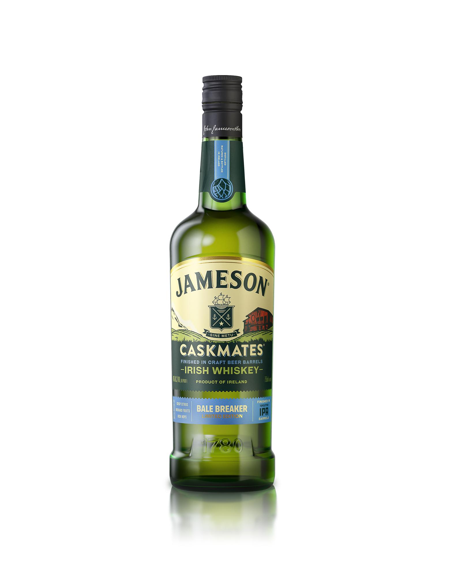 Jameson Caskmates Bale Breaker Edition