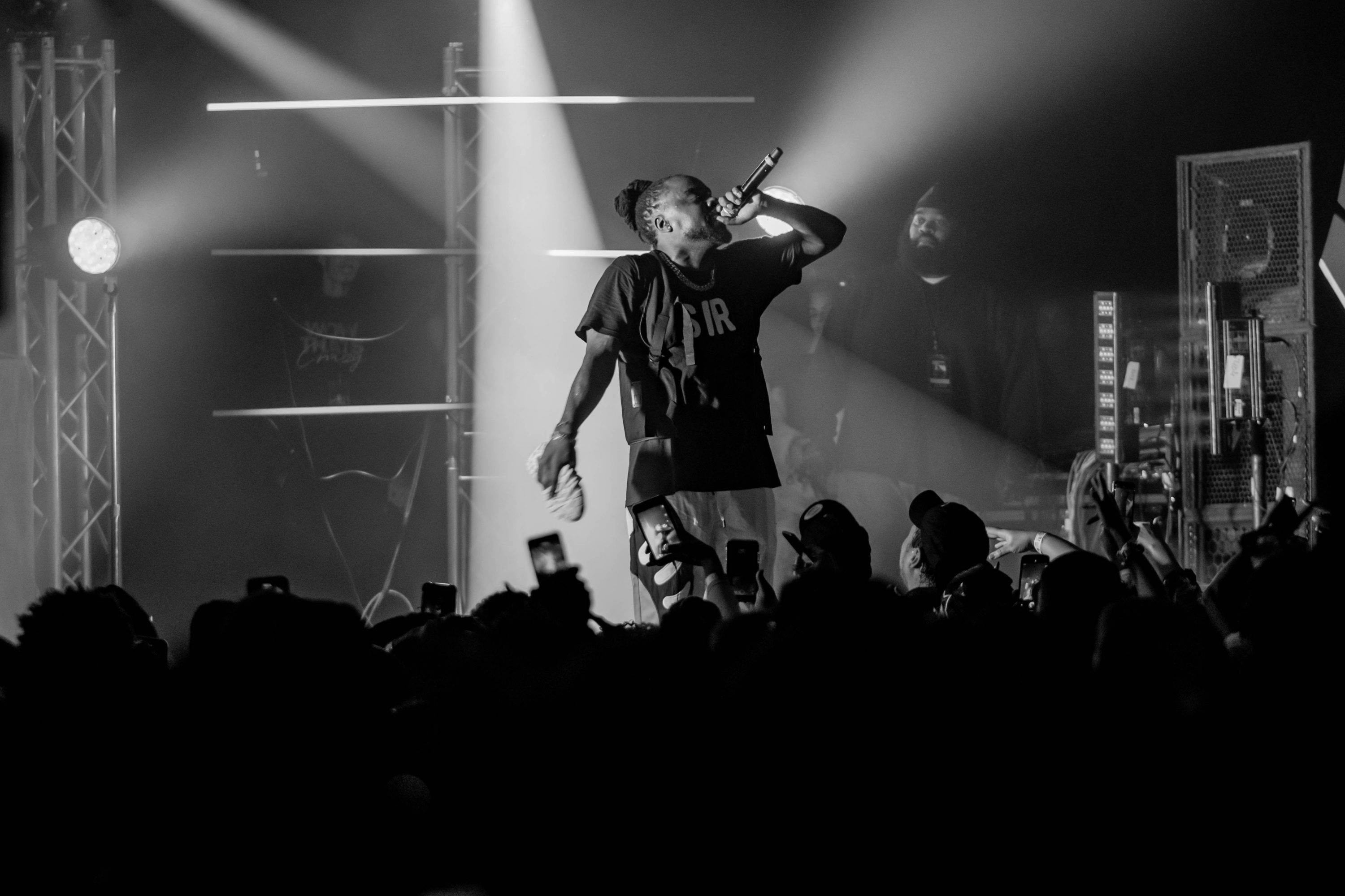 Wale. Concord Music Hall. Photo by Kevin Baker @ImKevinBaker. Chicago, Il 2019