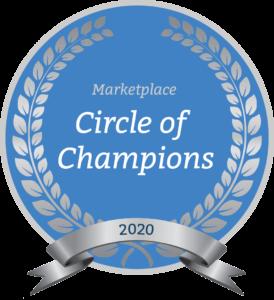 Circle of Champions Badge