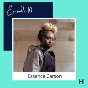 Essence Carson Changes the Conversation about Social Justice