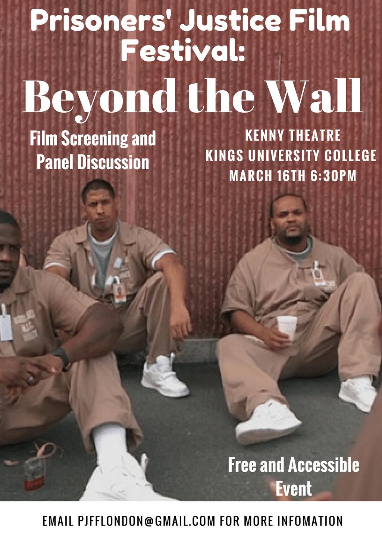 Prisoners' Justice Film Festival