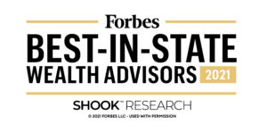 Forbes Top Best in State Advisor 2021