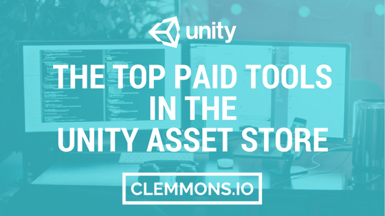 The Top Unity Asset Store Items by Nolan Clemmons - The Best Paid Unity3D Tools