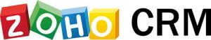 Zoho CRM Logo - Tool suite for small and medium businesses
