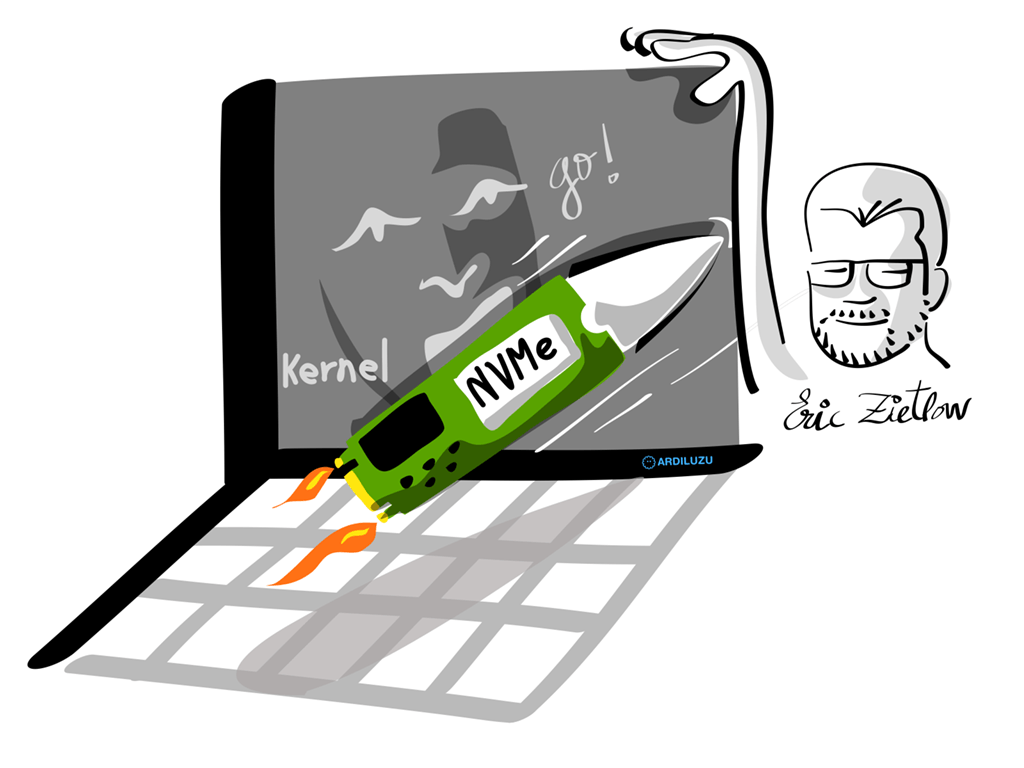 Explanation of NVMe for Everyone