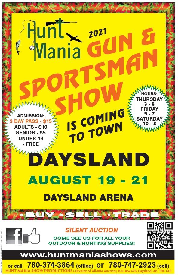 Daysland Gun and Sportsman Show