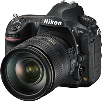 Nikon D850 - our top pick for best camera for interior photography