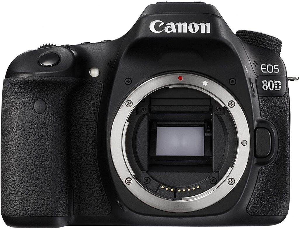 Canon EOS 80D is another very capable camera if you are planning to shoot interior designs