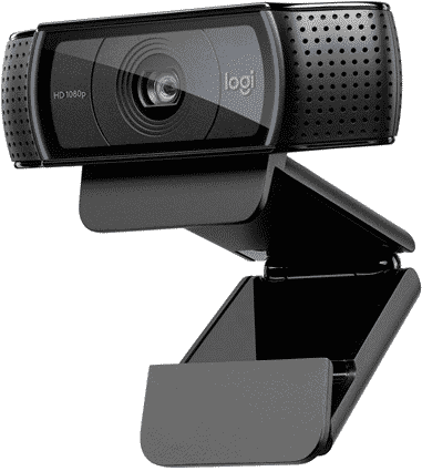 Best webcam for recording lectures in a form of talking head video