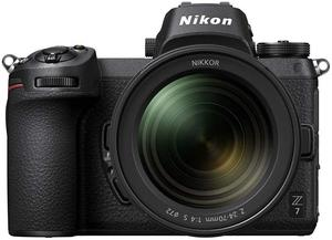 Nikon Z7 is the Best Camera for Black and White Photography.
