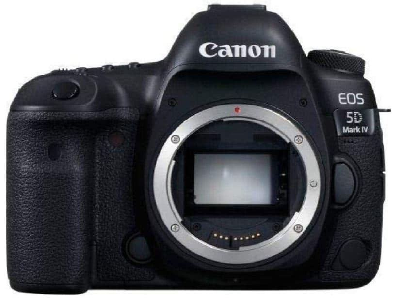 Canon EOS 5D Mark IV, an excellent mid-range camera and one of top choices for best camera for yellowstone photography.