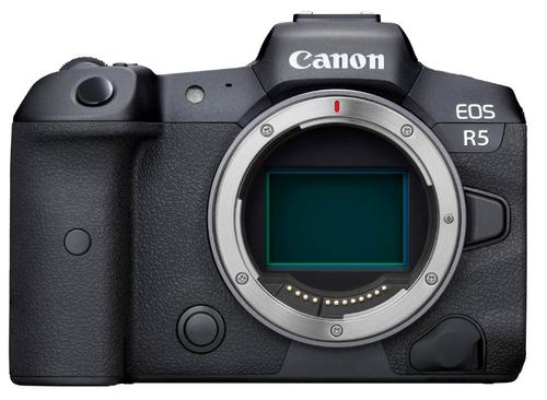 Canon EOS R5 is One of the Best Cameras for new parents.