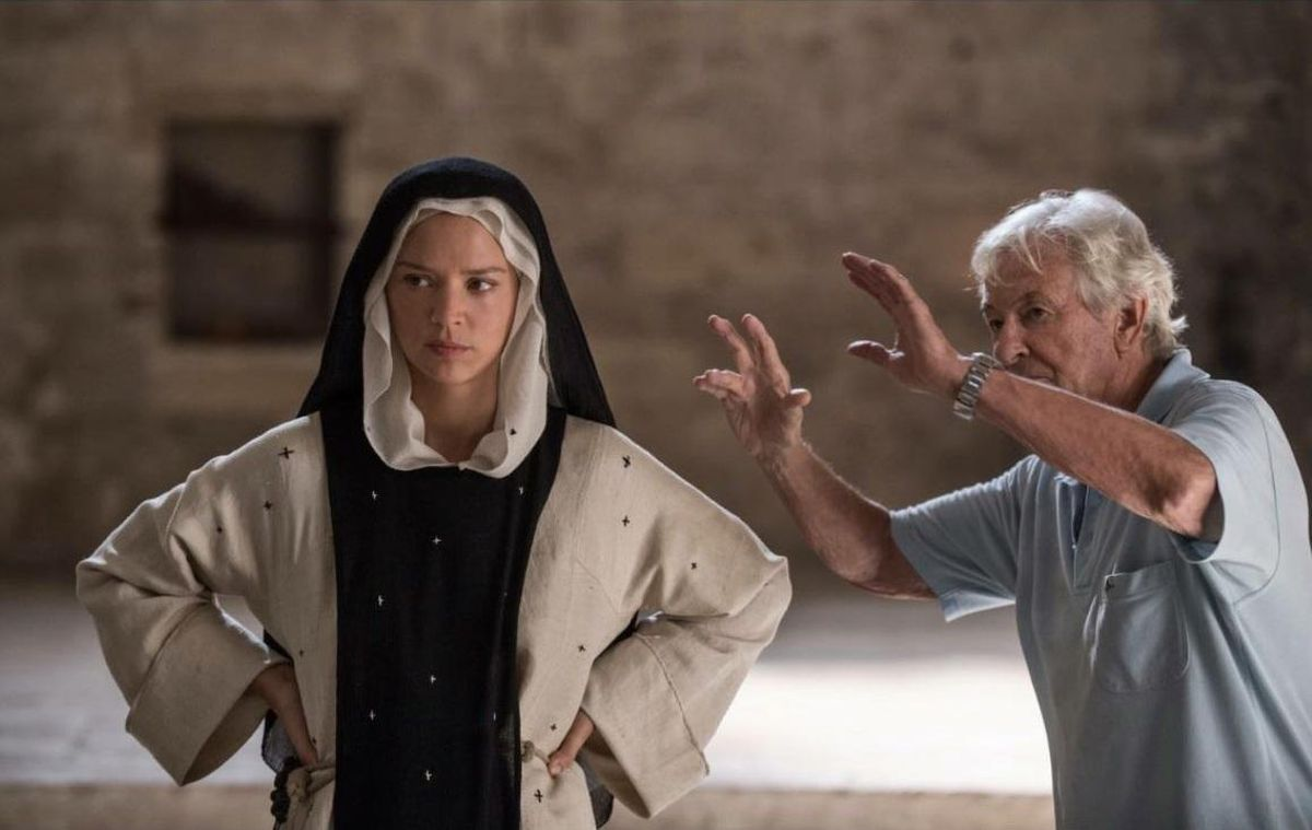 Festival de Cannes: Paul Verhoeven derrapa con BENEDETTA