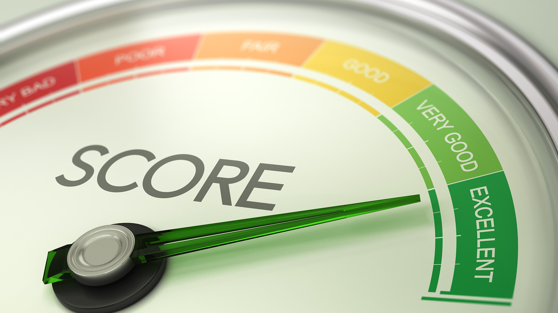 How We Increased Our CREDIT SCORE from 400s to 800+ Without A Credit Specialist